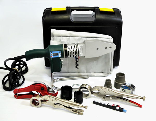 Residential Socket Fusion Tool Kit (Digital) TK-310