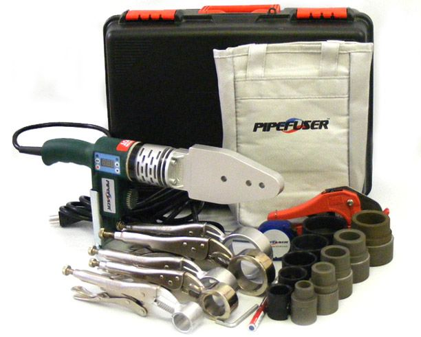 Commercial Socket Fusion Tool Kit (Digital) TK-315 - Click Image to Close